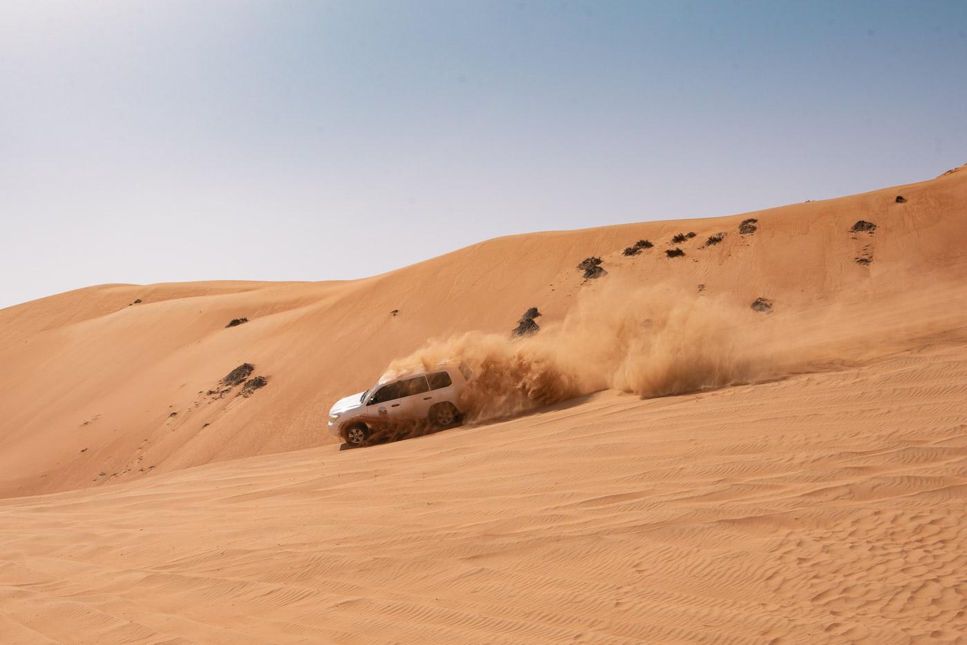 Rondreis Oman veiligheid