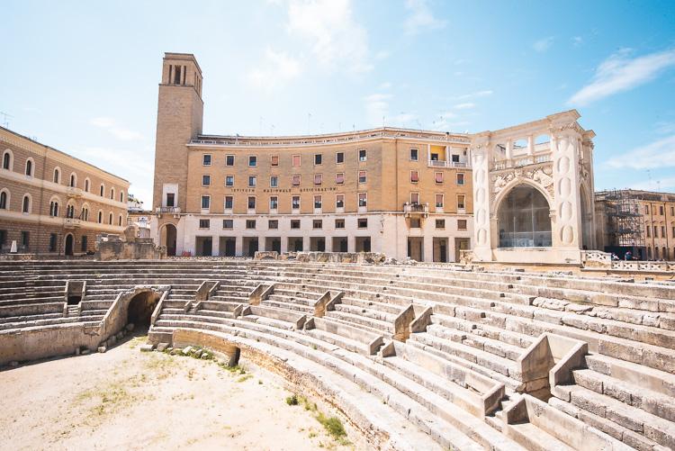 Rondreis Puglia Lecce_