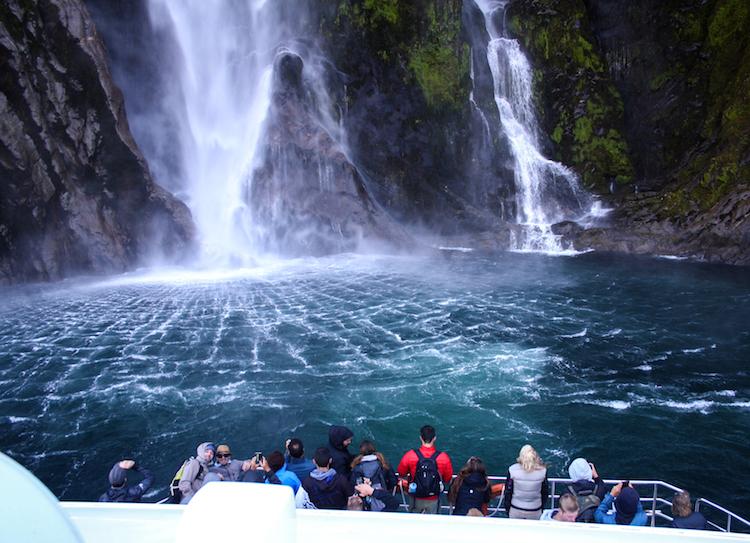 Rondreis Zuidereiland Nieuw-Zeeland Milford Sound