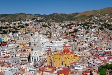 Rondreis centraal mexico Guanajuato (2)