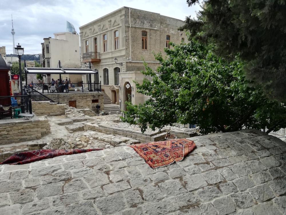 rondreis georgie armenie azerbeidzjan baku