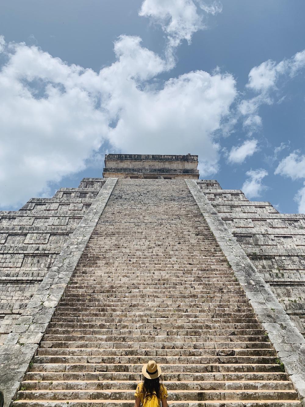 Rondreis in Mexico wereldwonder Chichén-Itza