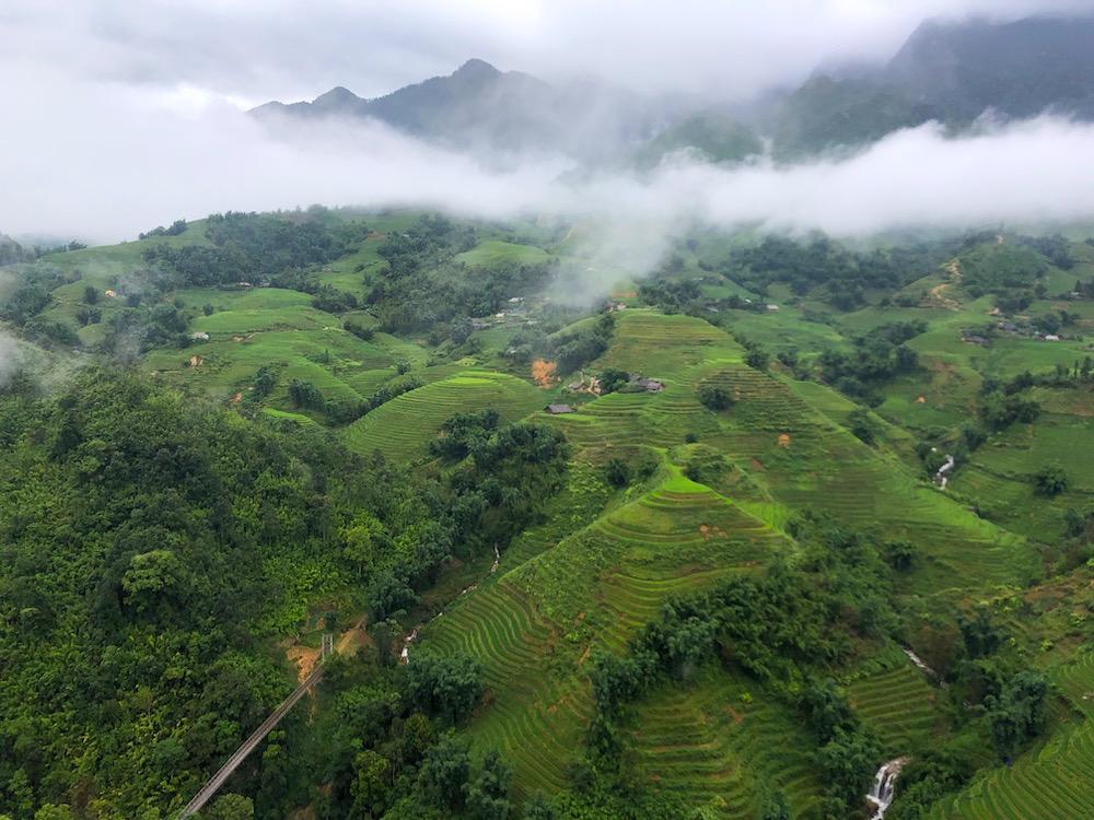 Rondreis in Noord Vietnam Sa Pa