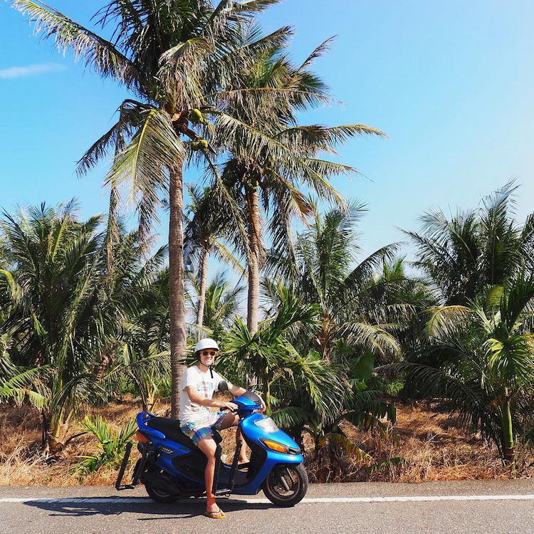 rondreizen-taiwan-met-scooter-dulan-donghe