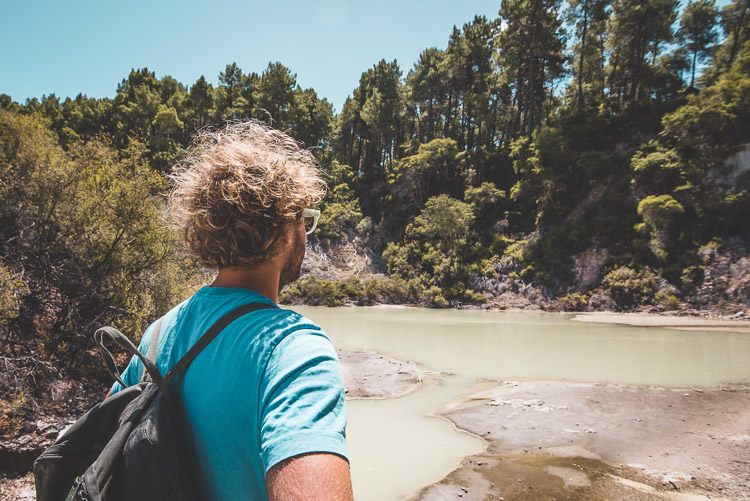eerste keer backpacken Nieuw Zeeland
