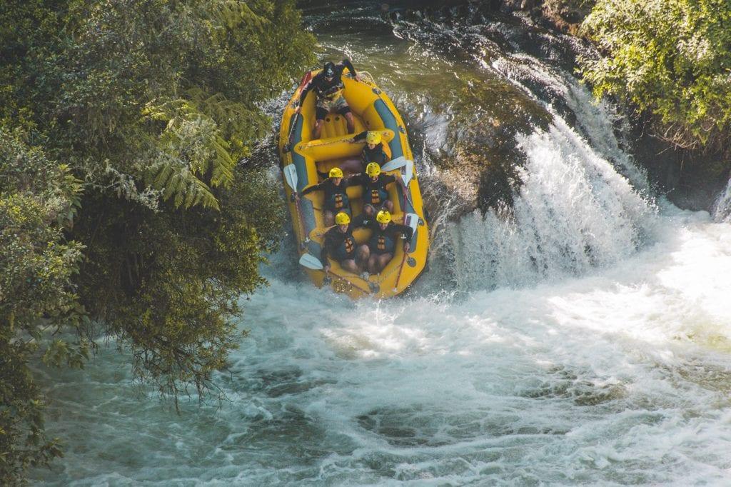 Rotorua Raften