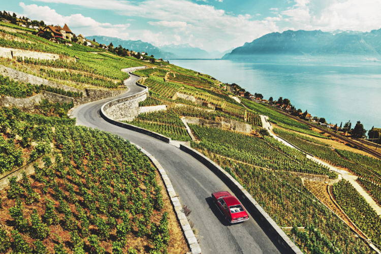 Route Grand Tour of Switzerland