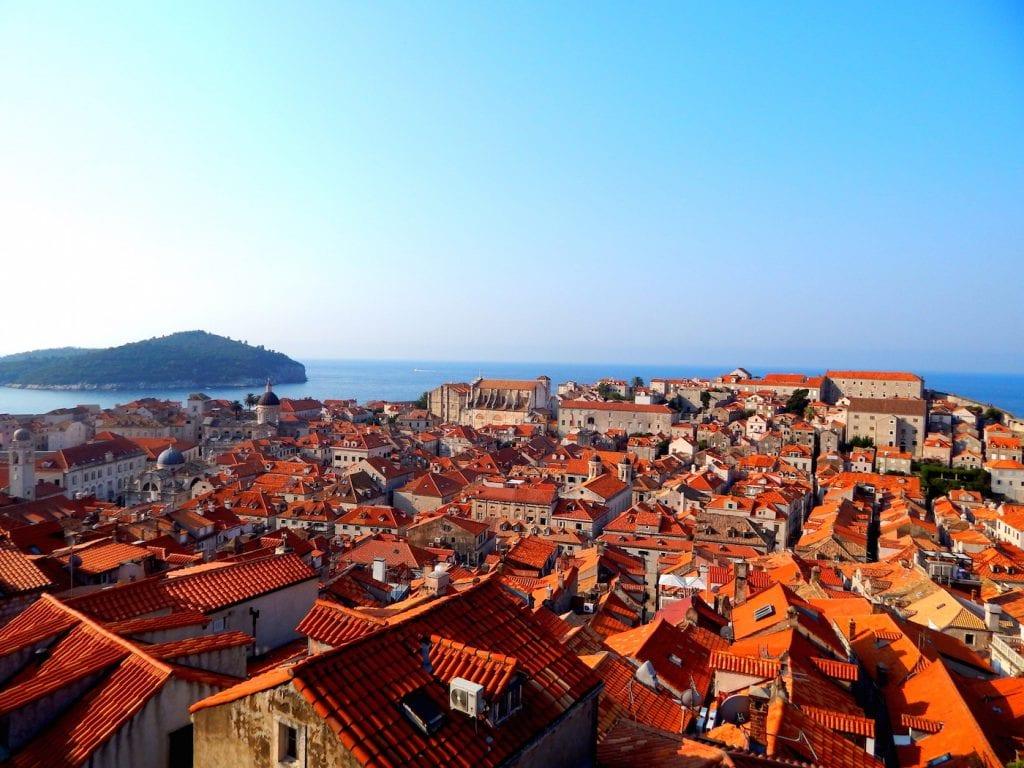 Route Kroatie Dubrovnik