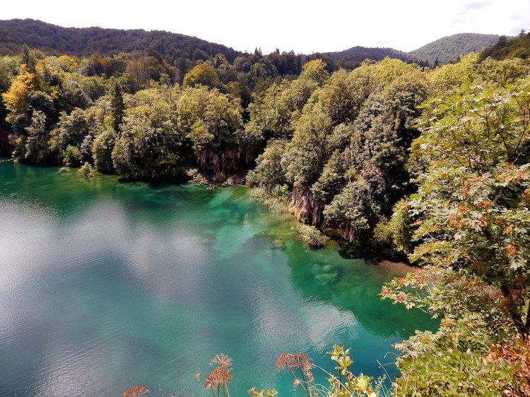 Route door kroatie langs Plitvice