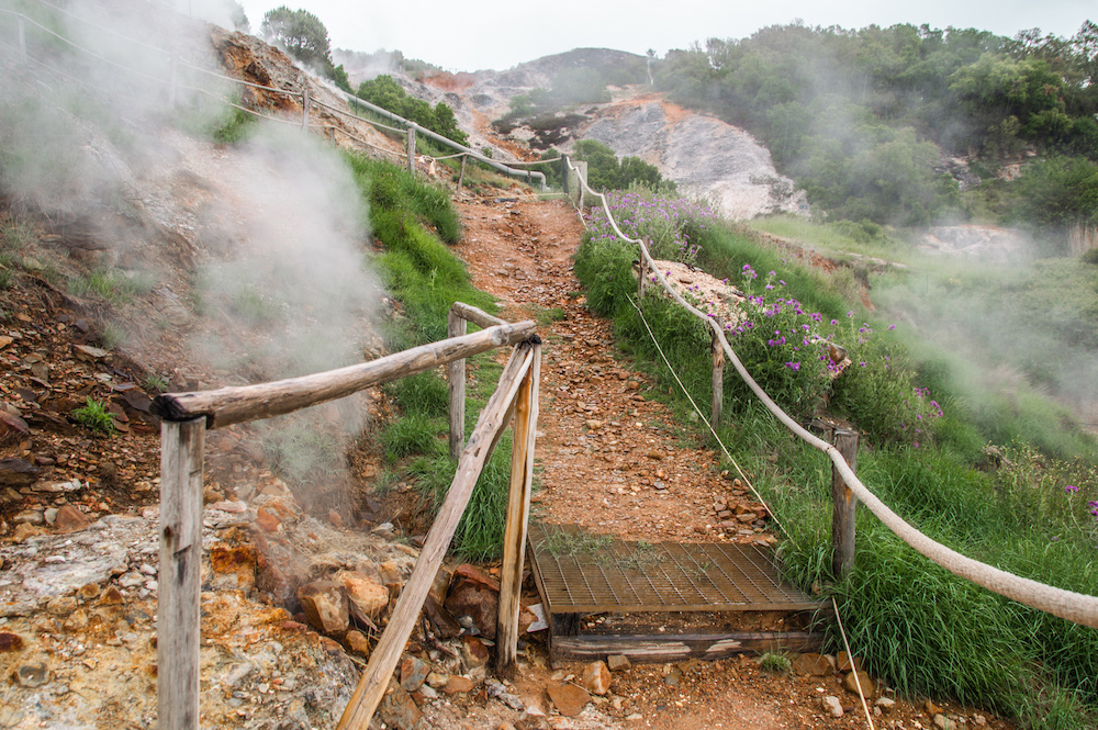 Route toscane parco Biancane