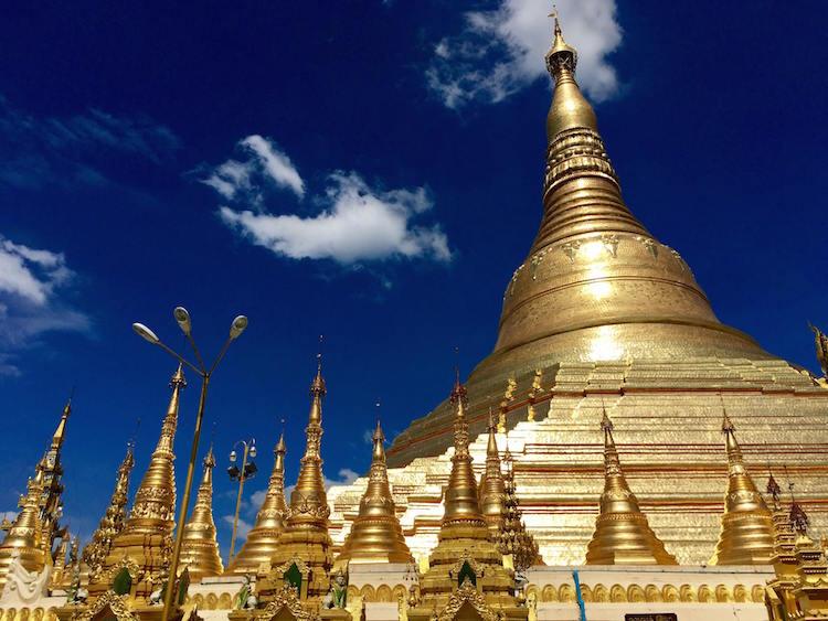 Route wereldreis azie landen tempels