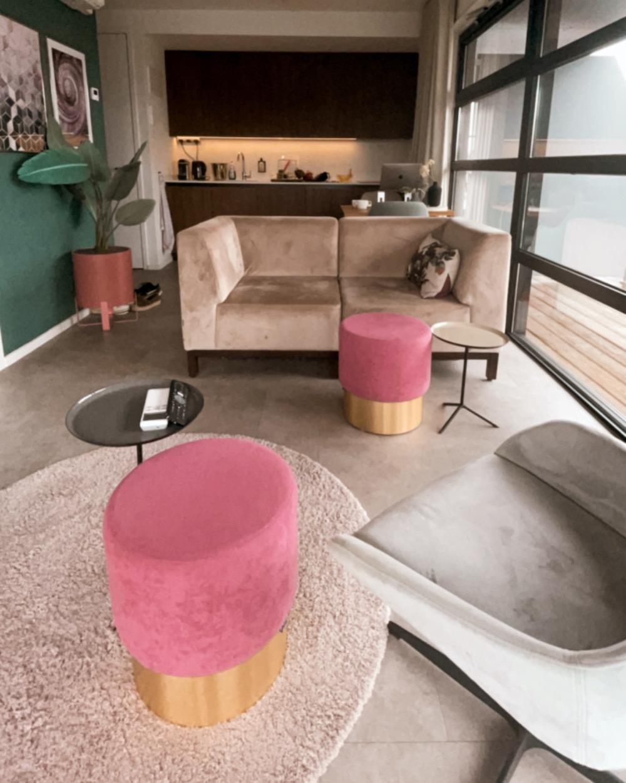 Roze hotel in utrecht anthony