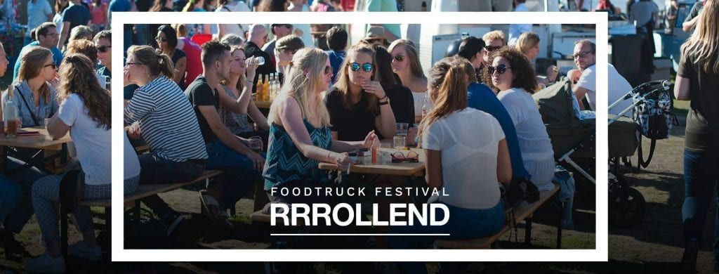 Rrrollend food festival maarsseveense plassen 2017