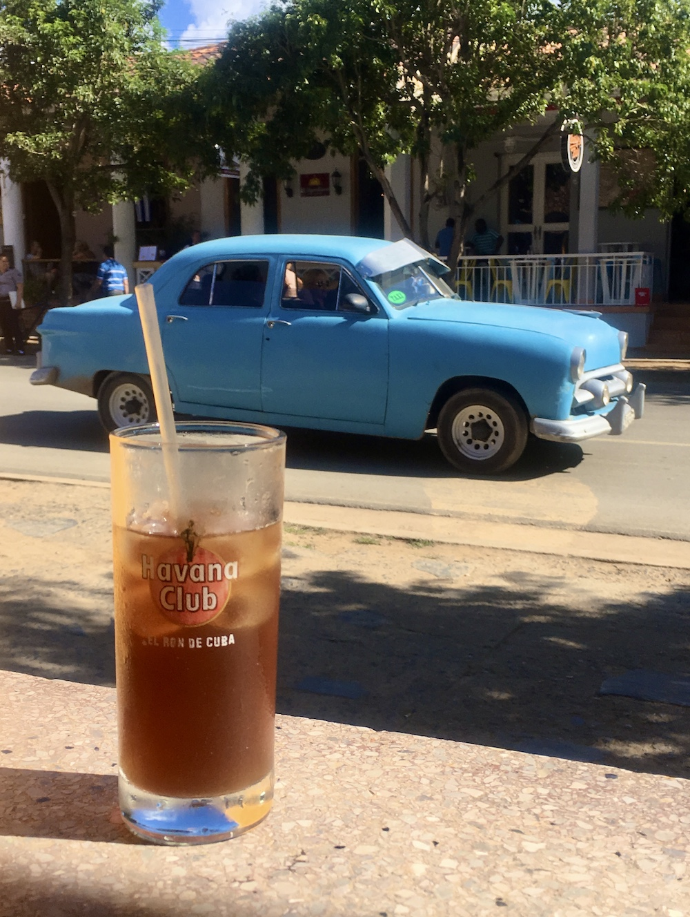 Rum in Cuba