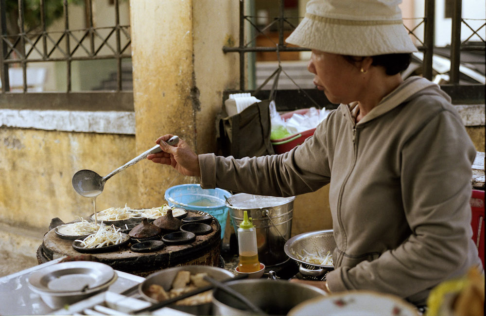 Saigon Markt vietnam