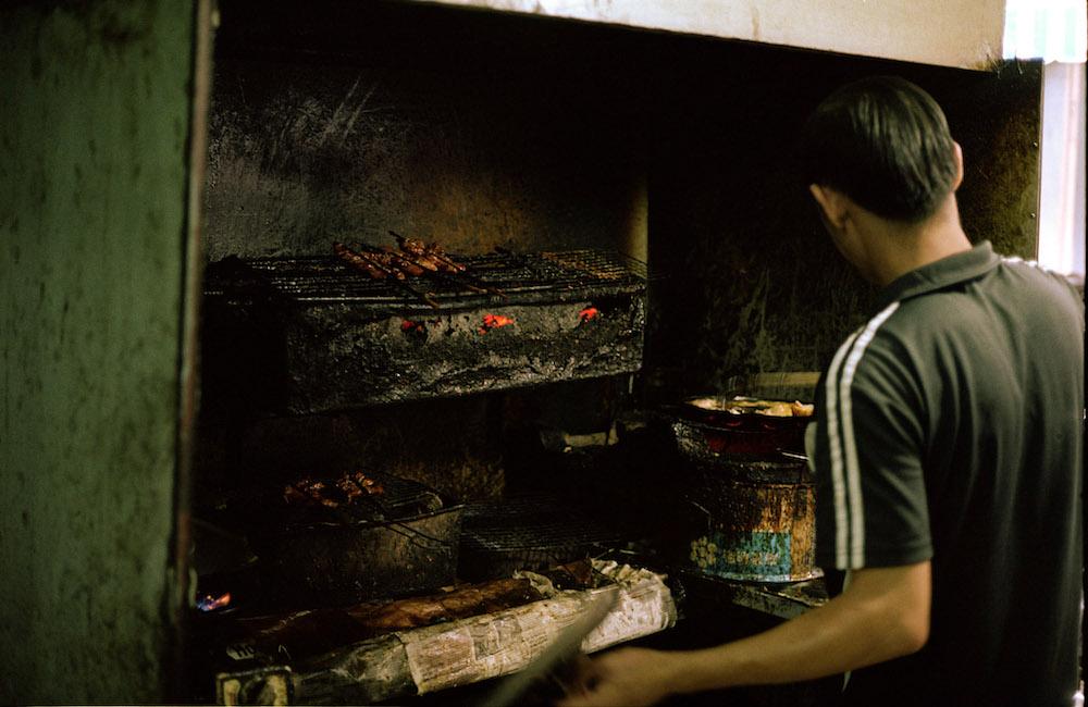 Saigon barbecue