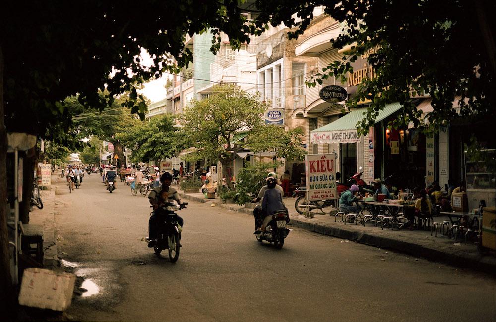 Saigon tips Random straat