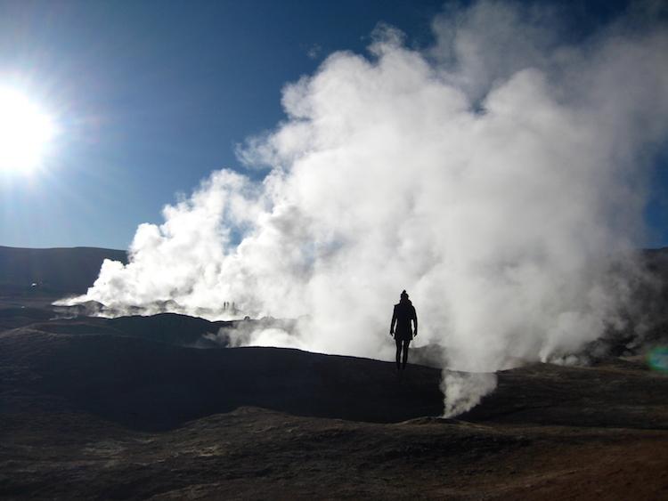 Salar de Uyuni bolivia stoom 4 | Iris Timmermans