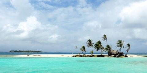 San Blas eilanden Panama