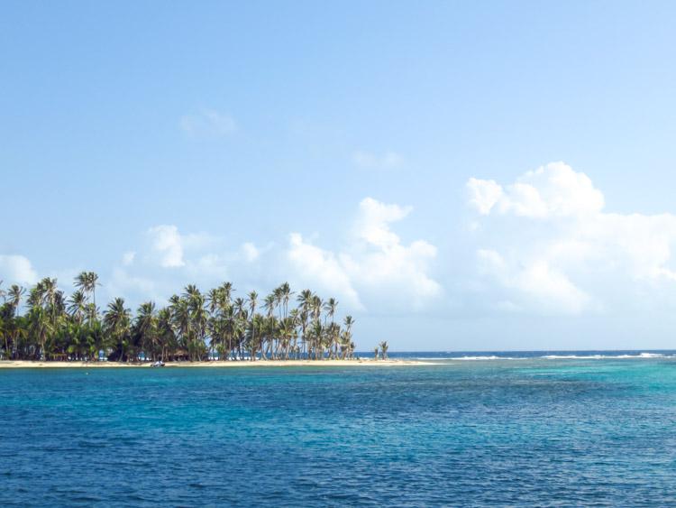 San Blas eilanden in Panama-2