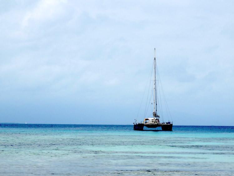 San Blas eilanden in Panama-3