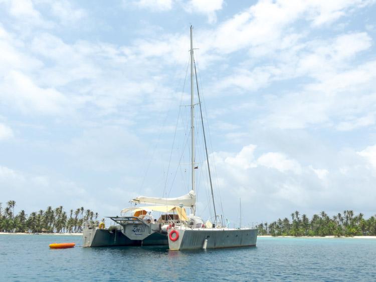 San Blas eilanden in Panama-4