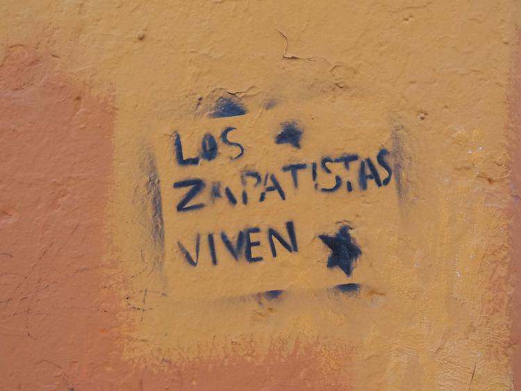 San Cristobal de las Casas Zapatistas