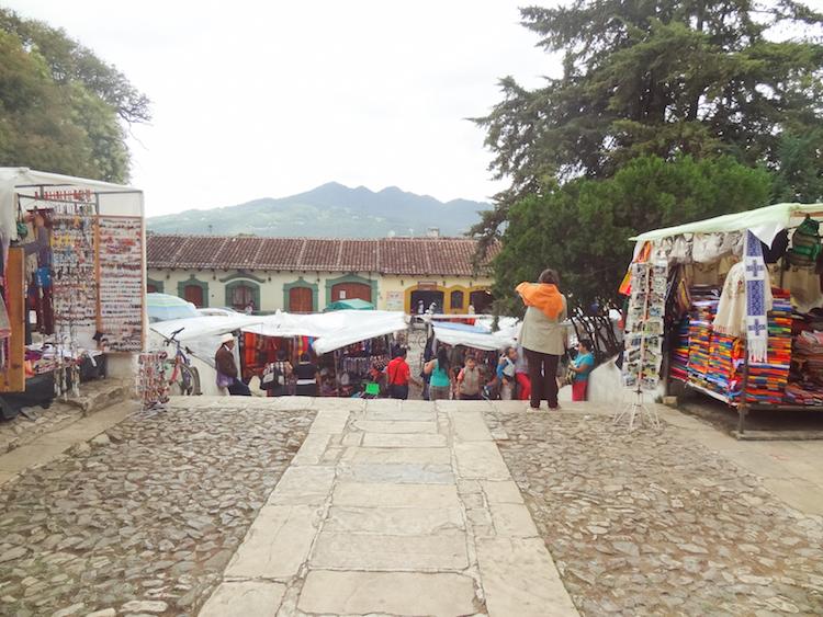 San Cristobal de las Casas mexico maya markt