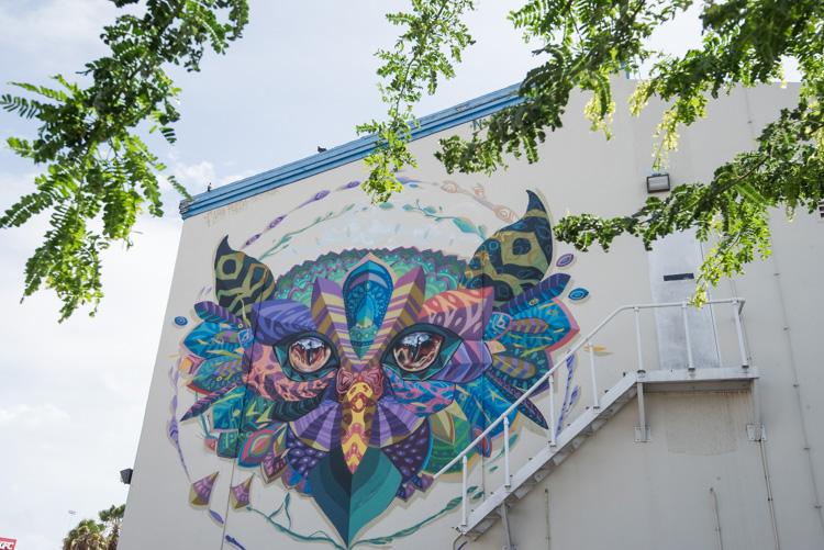 San Nicolas Aruba Street art