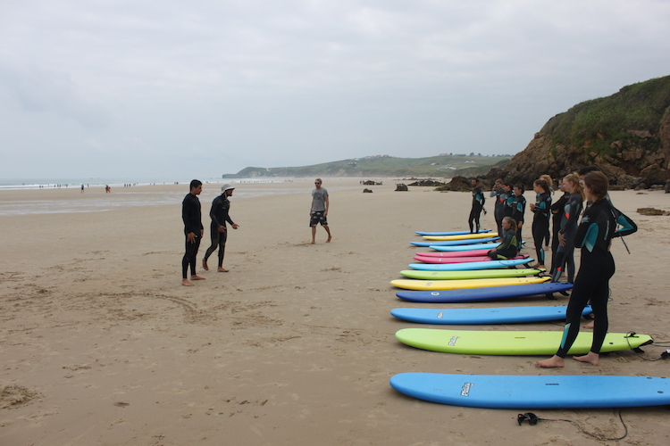 SanVicente surfles surf roadtrip