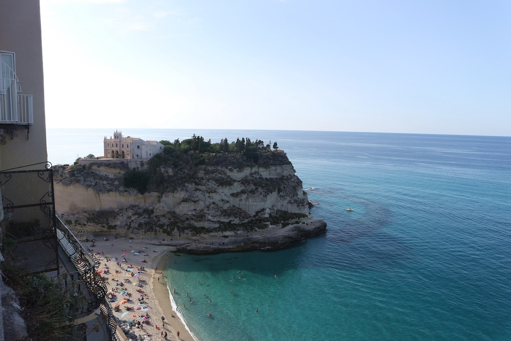 Sanctuary of Saint Mary tropea