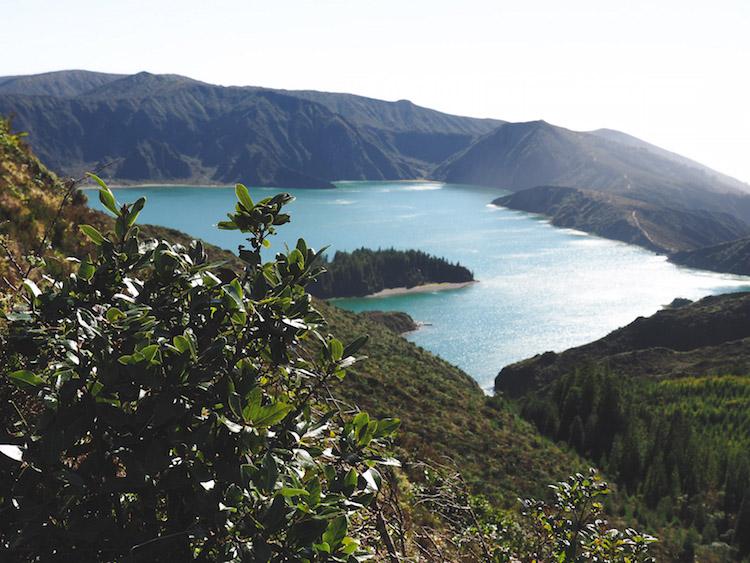 Sao Miguel Lagoa do Fogo Azoren