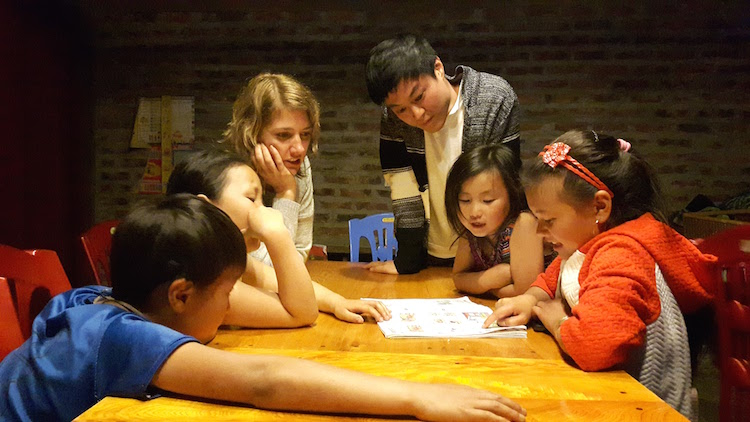Sapa locals vietnam