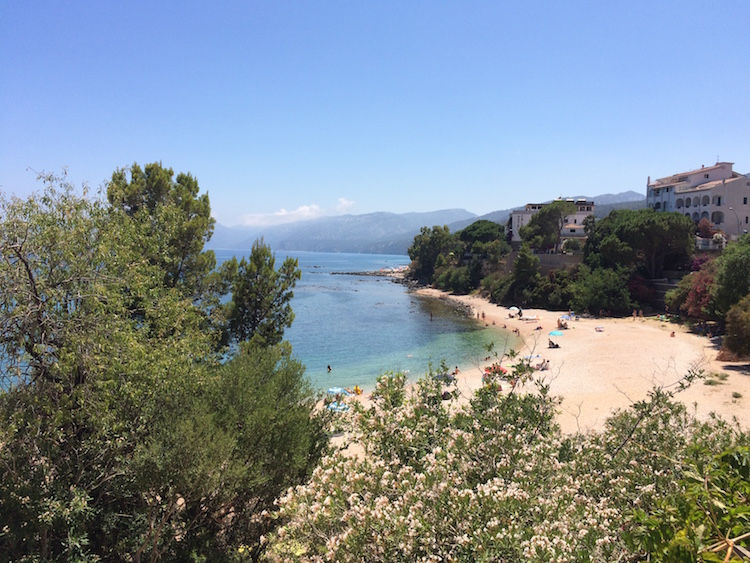 Sardinië eiland