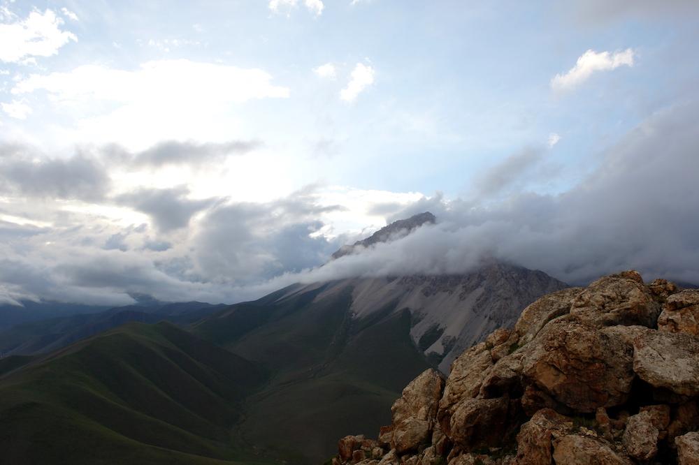 Sary Mogol kirgizie backpacken