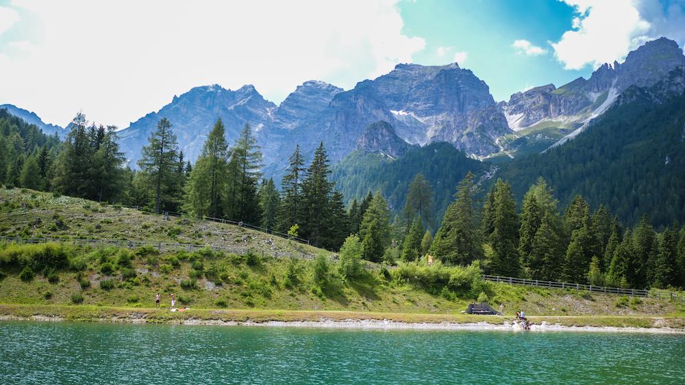 Schlick 2000 wandelroutes in het stubaital zomervakantie