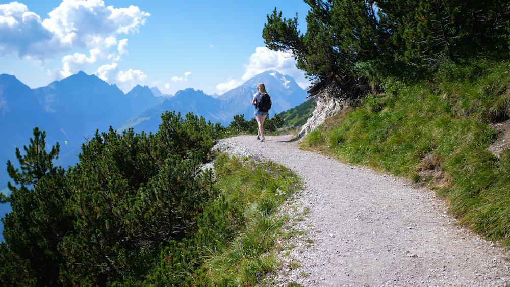 Schlick 2000 wandelroutes zomervakantie stubai tips