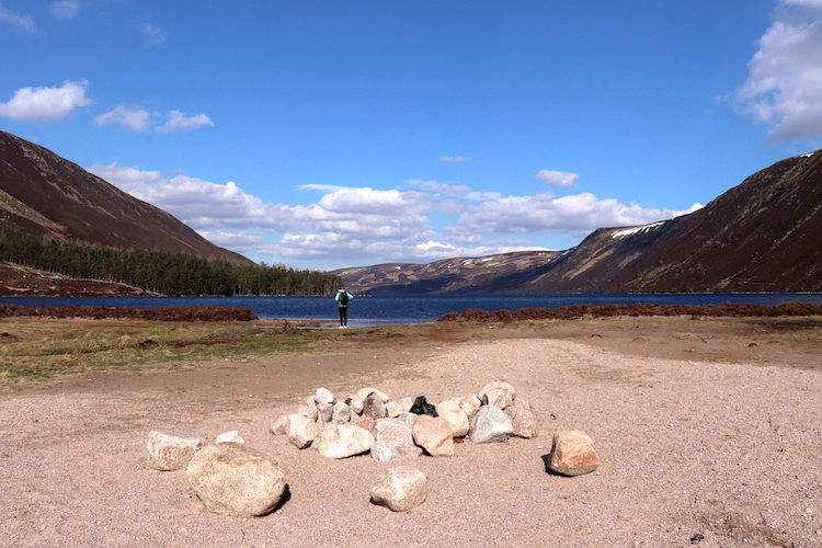Schotland Cairngorms National Park