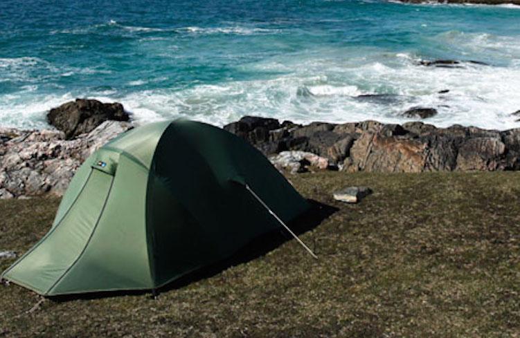 Schotland wild kamperen