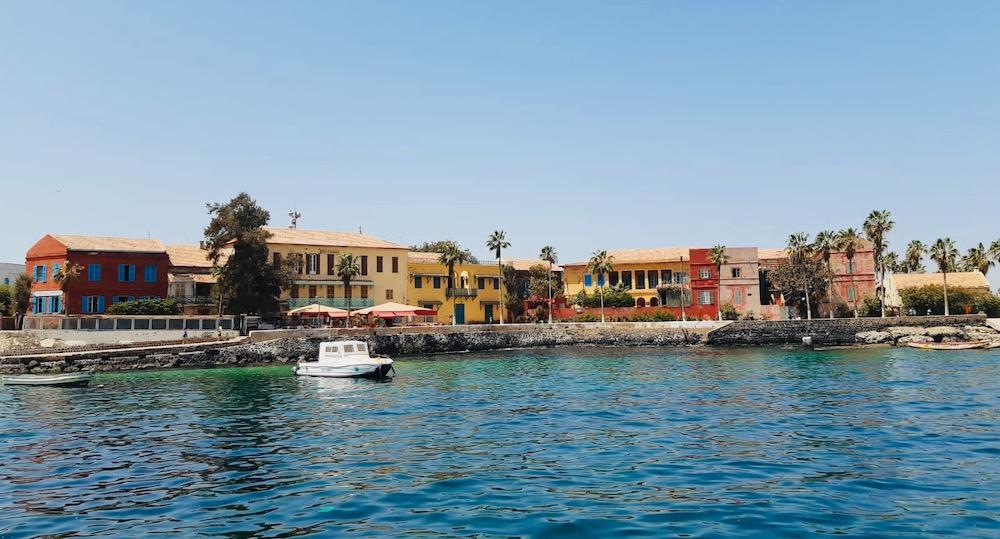 Senegal vakantie Ile de Goree