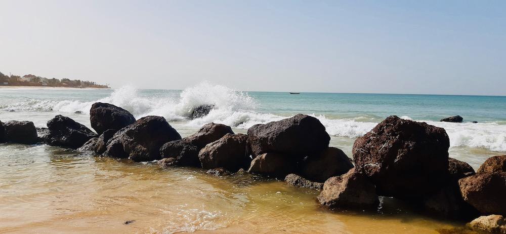 Senegal vakantie strand Somone