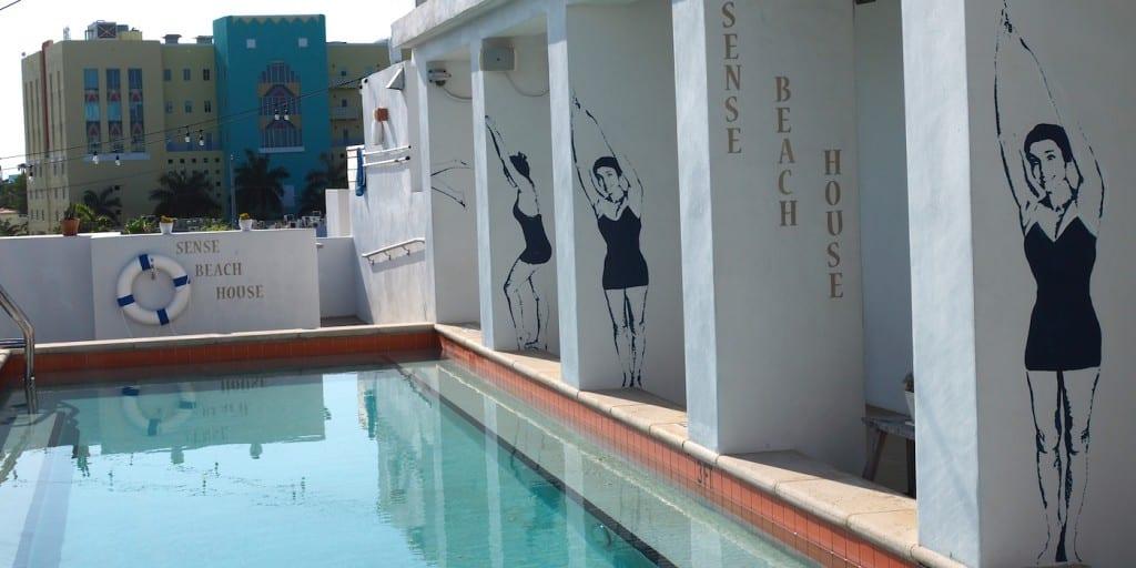 Sense beach house miami hotel