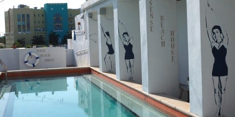 Sense beach house miami hotel
