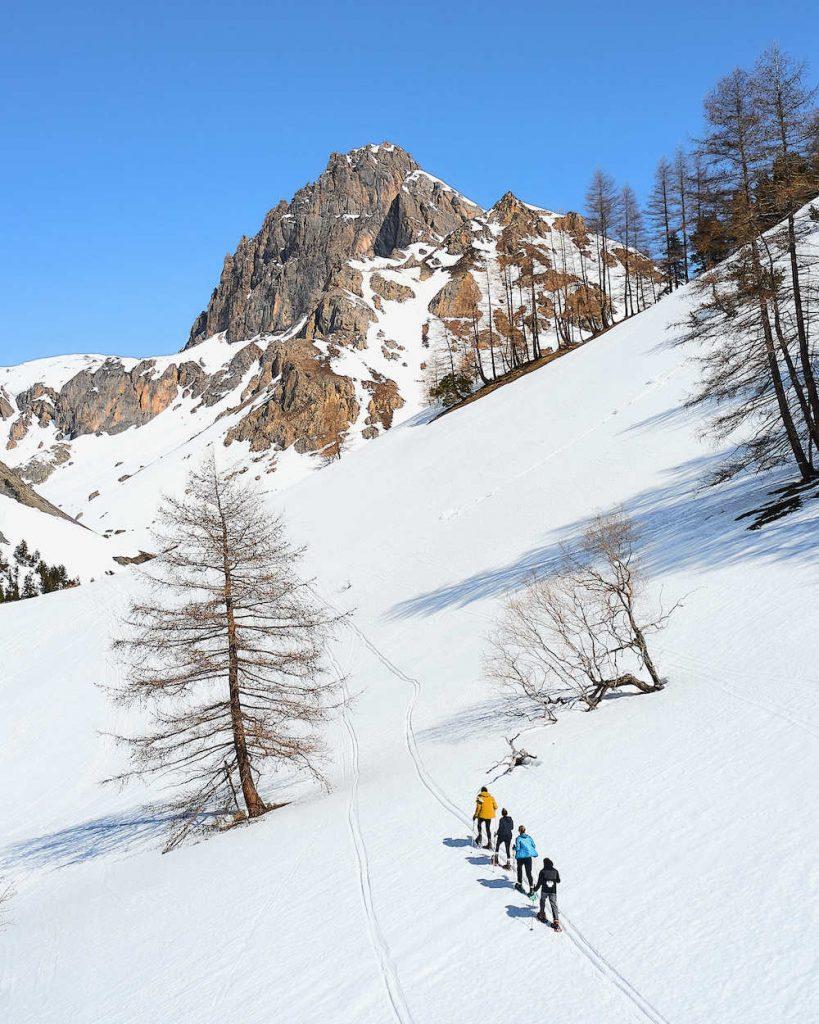 Serre Chevalier wintersport frankrijk
