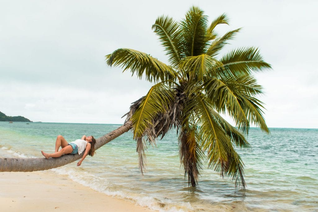 Seychellen Praslin