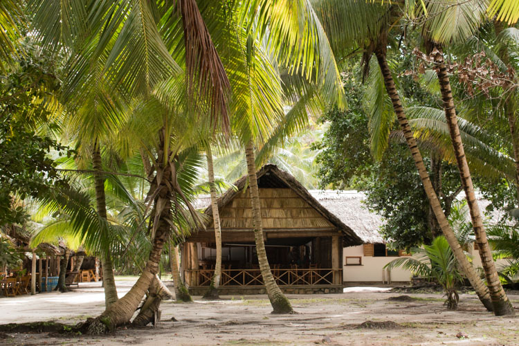 Seychellen Praslin anse lazio