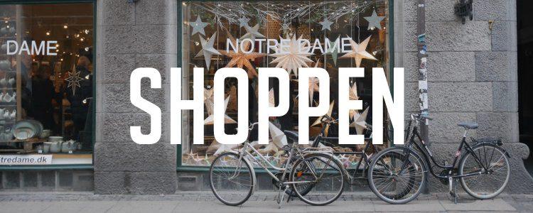 Shoppen Kopenhagen