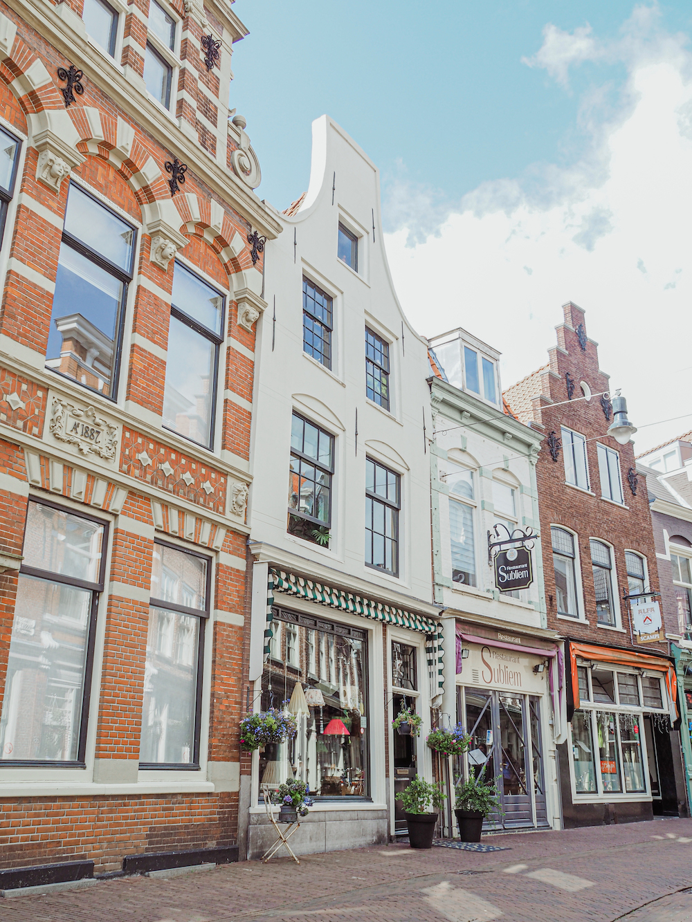 Shoppen in Haarlem