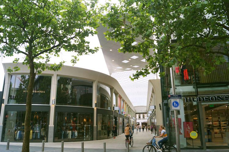Shoppen winkelcentrum Tilburg wat te doen