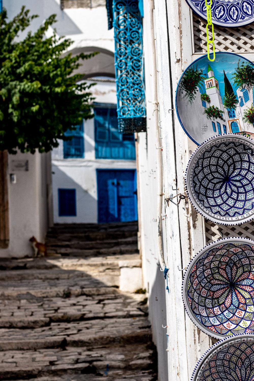 Sidi Bou Said tunesie